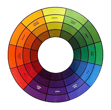 Color Theory Basic Shapes Bmcc Art 100 Professor